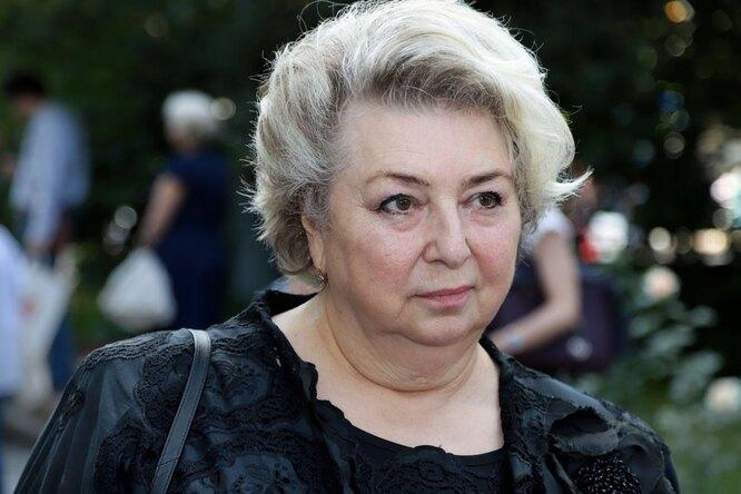 Татьяна Тарасова непоедет наЧемпионат России из-за проблем со cпиной
