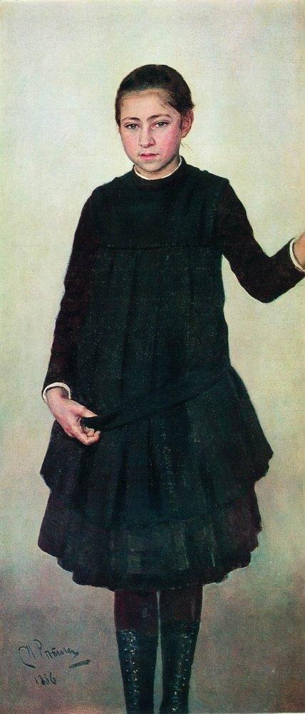 Вера Репина-младшая