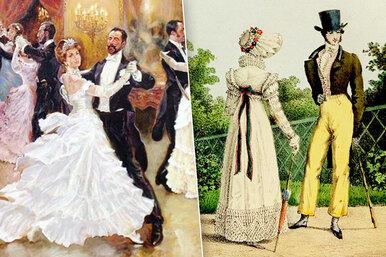 300 лет тому назад: где раньше знакомились пары иво что верили