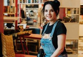 «Мой новый бионический друг»: Маргарита Грачева получила бесплатный протез