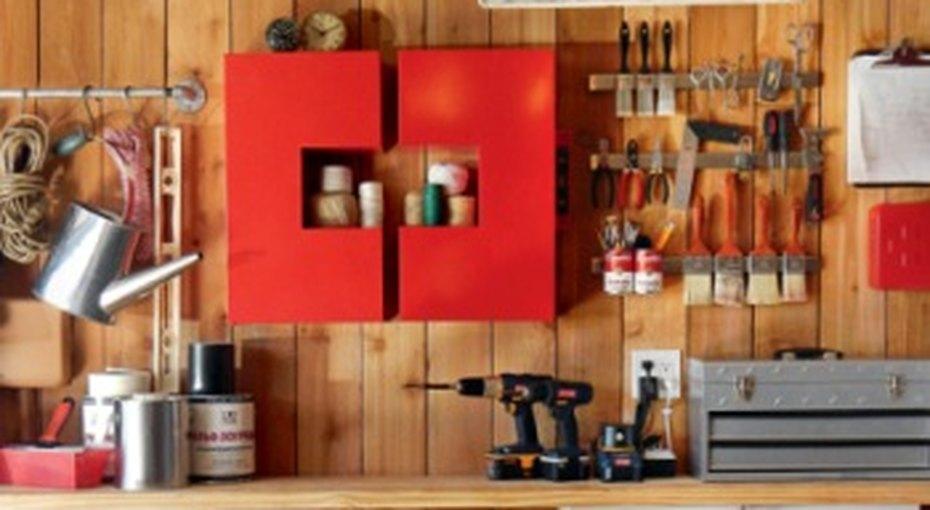 Мастерская вдоме: как хранить инструменты