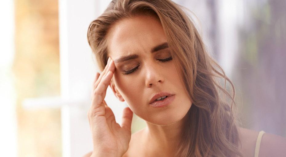 В момент оргазма возникает головная боль