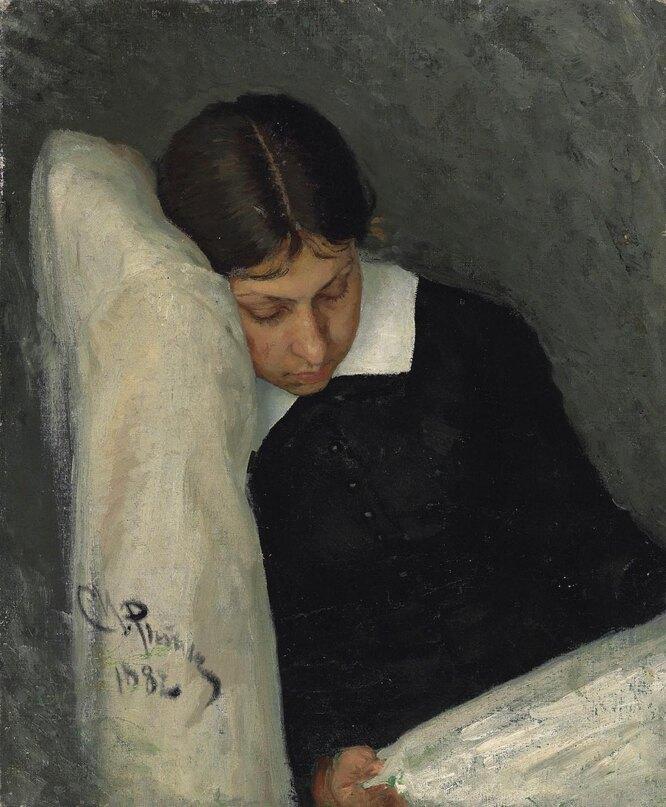 Вера Репина-старшая