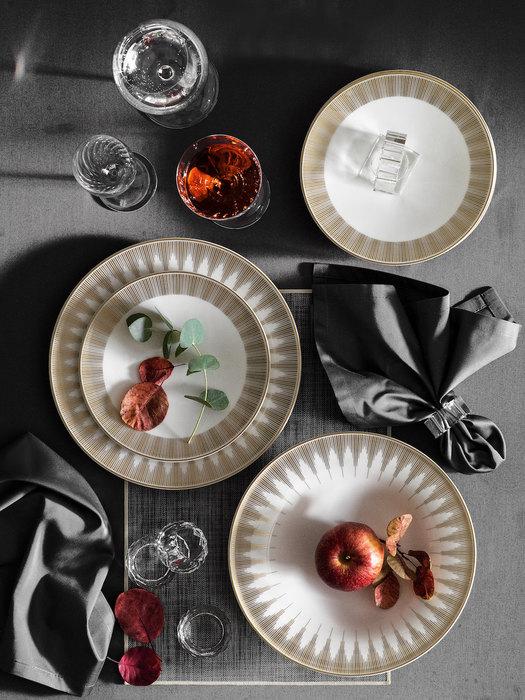 Сервировочные тарелки