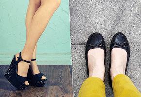 Закрытый верх, открытый носок: обувь, которая портит имидж