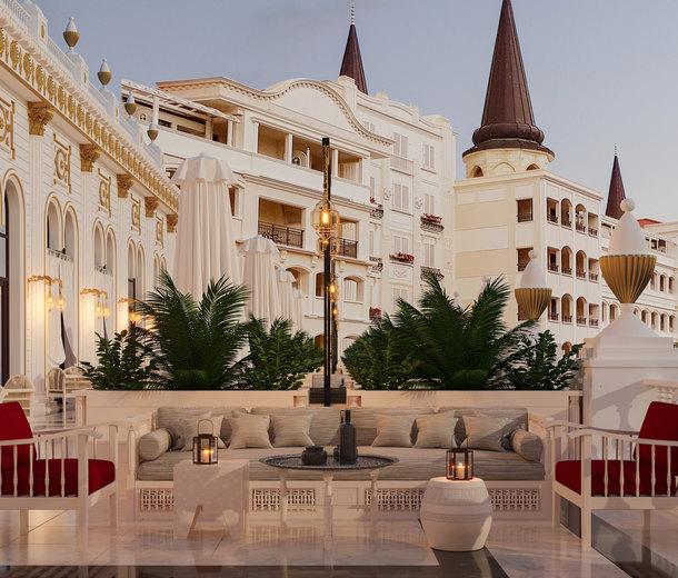 Фестиваль Coral Travel May Fest вобновленном Titanic Mardan Palace