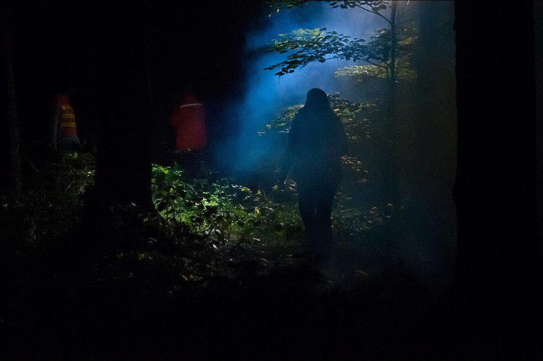 Поиски пропавших людей отряд не останавливает ни днем, ни ночью