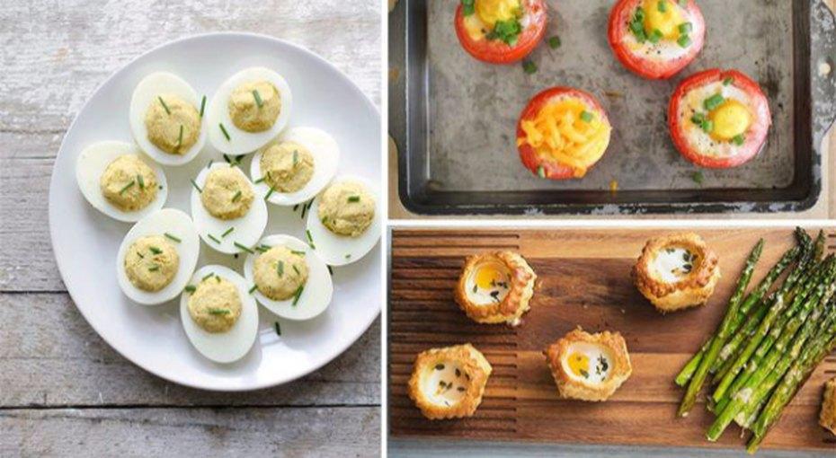 5 изумительных рецептов изяиц — длясказочного завтрака