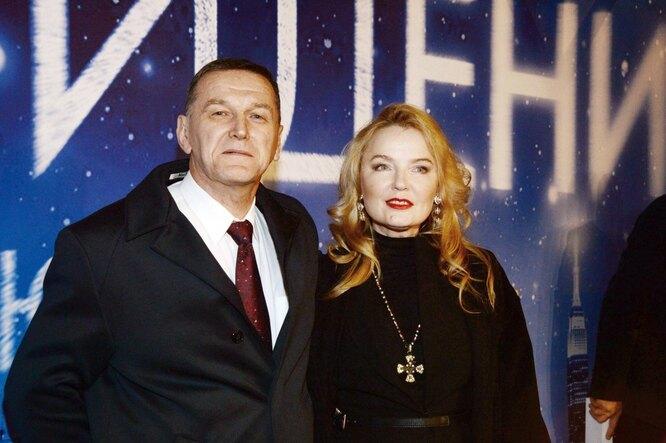 Лариса Вербицкая, Александр Дудов
