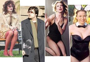 Шарлиз Терон, Джаред Лето и еще 14 звезд, резко толстевших и худевших ради роли