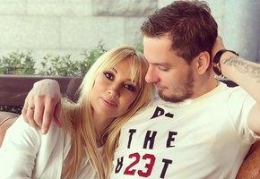 Муж Леры Кудрявцевой впервые показал лицо девятимесячной дочери