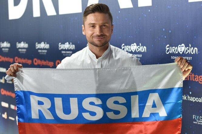 Сергей Лазарев прошел вфинал «Евровидения»