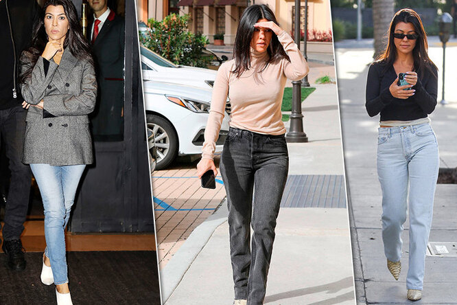 Деним дляокруглых форм: выбираем идеальные джинсы
