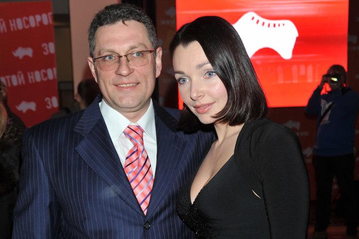 Наталья Антонова иНиколай Семенов
