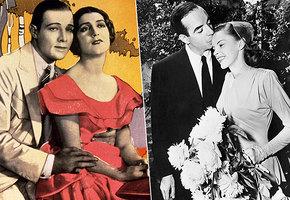 Лавандовые браки геев: как женщины служили им прикрытием