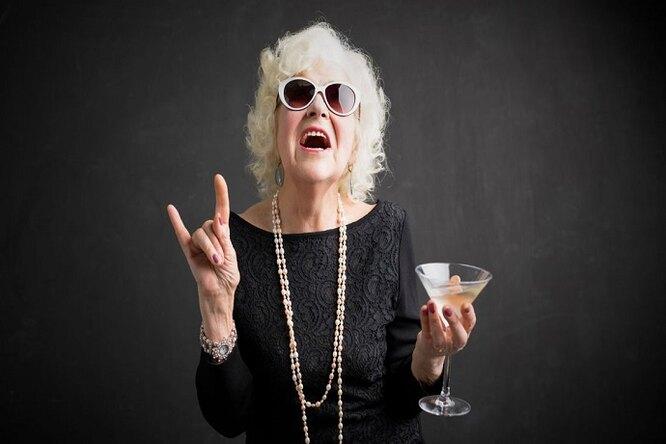 Привычки долгожителей: здоровое питание необязательно
