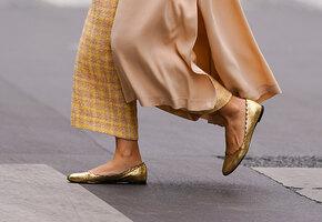 7 трендовых балеток, которые все будут носить этой весной