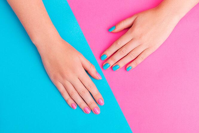 Маникюр со смыслом: что говорит овашем характере форма ногтей?