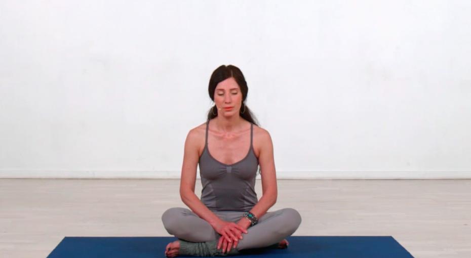 Йога дляизбавления отстресса