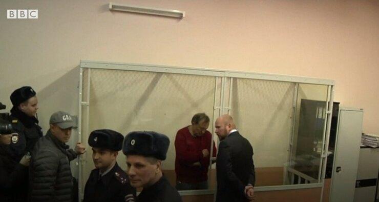 Олег Соколов суд