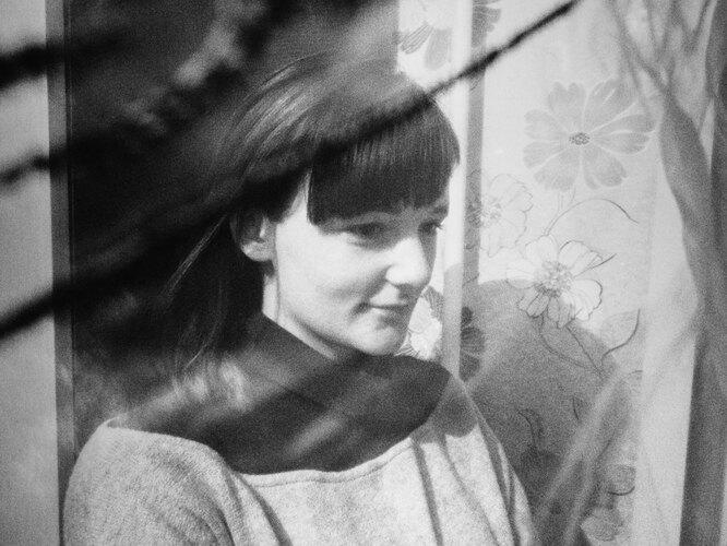 Кристина Фото: Евгения Жуланова для ТД
