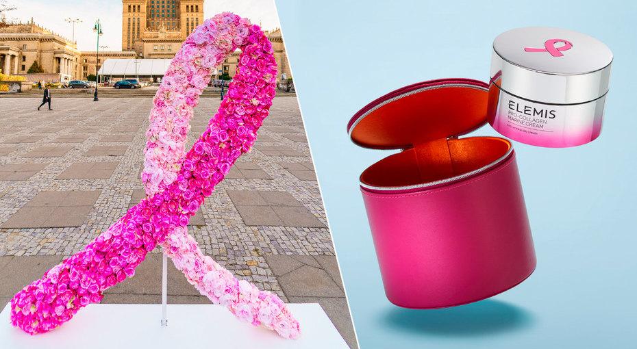 C розовой ленточкой: бьюти-средства, участвующие вкампании поборьбе c раком груди