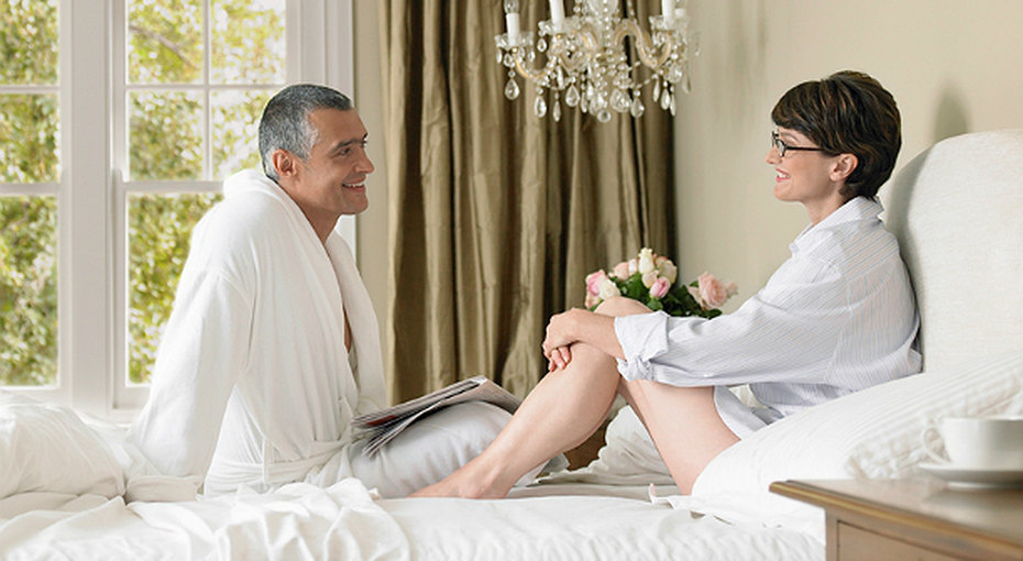 Почему секс свозрастом становится лучше?