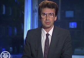 Коллега бывшего ведущего программы «Время» Юрия Петрова сообщила о его смерти