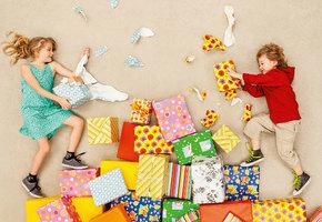 Где мои подарки? Что подарить на Новый год нашим детям, у которых все есть?