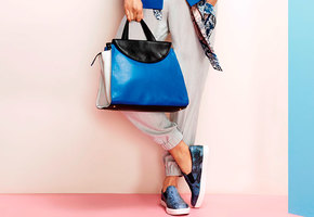 Сила цвета: как носить яркую одежду