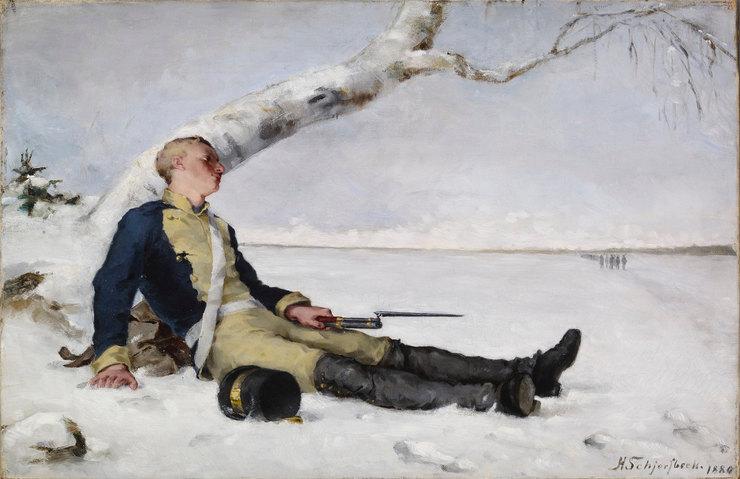 Хелене Шерфбек: легендарная финская художница, которую в России знают по неприличному мему