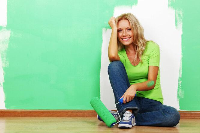 6 вопросов которые нужно задать себе, передтем как определиться сцветом стен