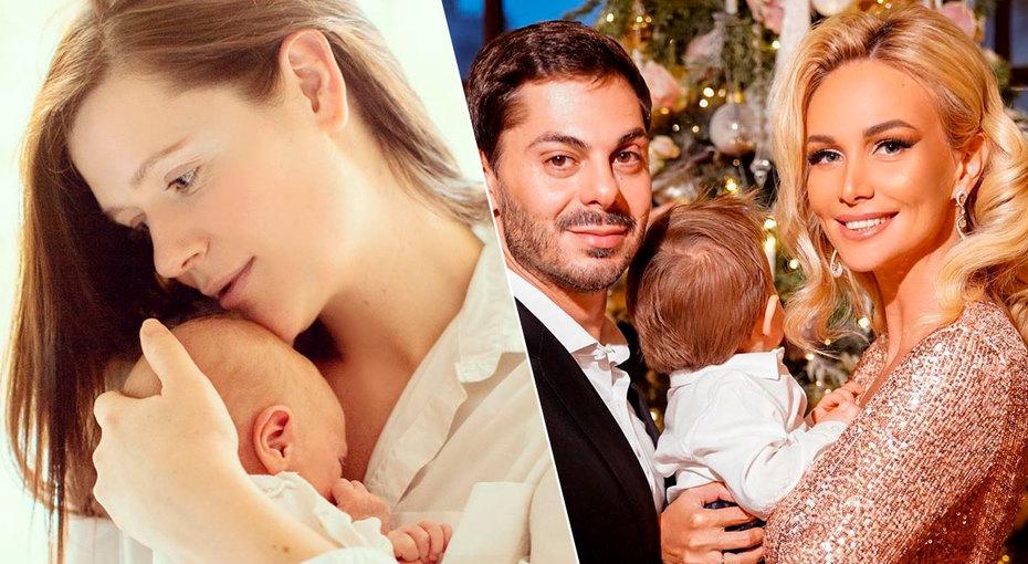 Самая желанная роль: звезды, которые стали мамами запоследний год