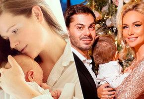 Самая желанная роль: звезды, которые стали мамами за последний год
