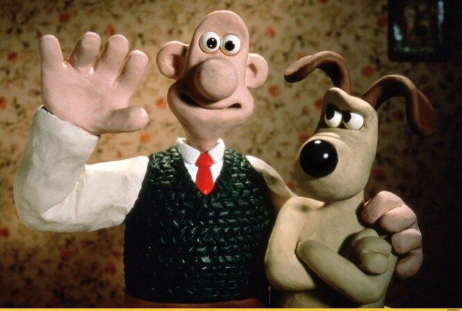 Уоллес и Громит (Wallace and Gromit)