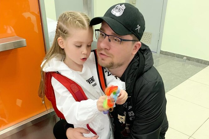 У пятилетней дочери Гарика Харламова появилась своя страница вInstagram