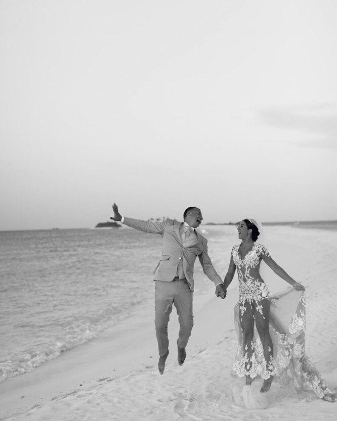 нюша свадебное платье