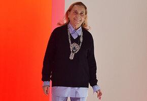 Как модный дизайнер Миучча Прада ломает стереотипы и делает женщин сильными