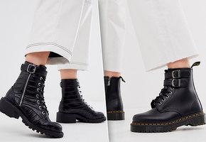 Какие они грубые: лучшая обувь, которая будет в моде осенью-2019