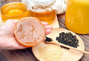 Домашний квас из чайного гриба и другие рецепты с его использованием