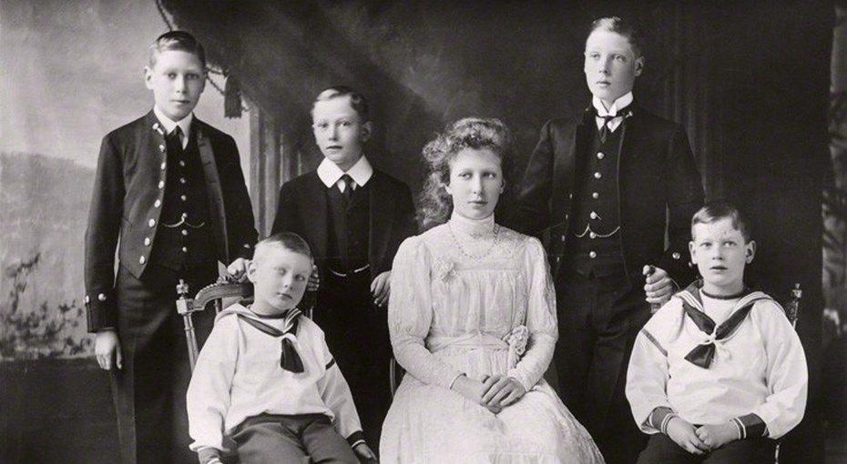 Невеста внаследство. История королевы Марии