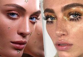 Сияйте и удивляйте: 5 лайфхаков для быстрого новогоднего макияжа