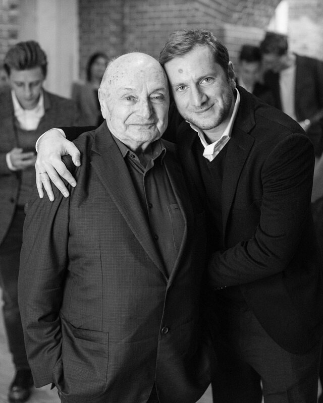 Михаил Жванецкий и Резо Гигинеишвили