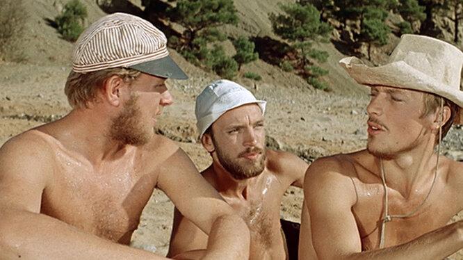 Кадр из фильма «Три плюс два»