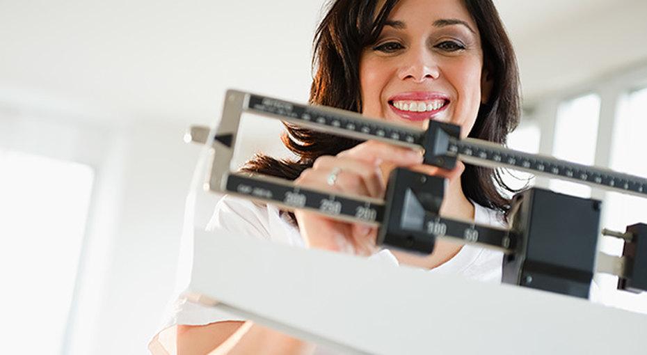 Как похудеть после 40 лет?
