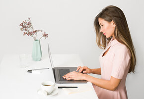 Сидячая работа: худеем прямо на рабочем месте