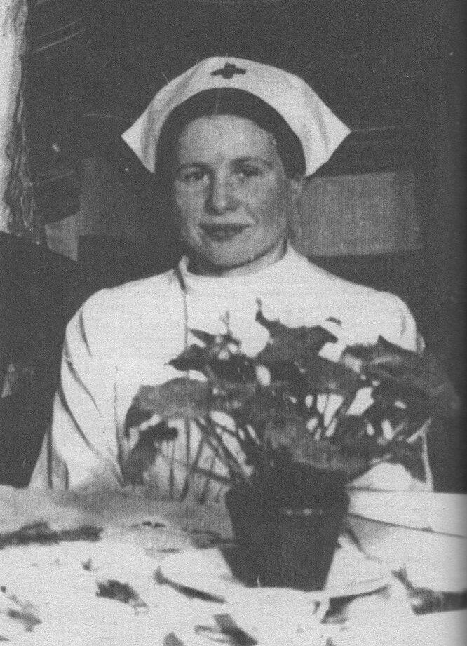 Ирена Сендлерова. Варшава, 24 декабря 1944 г.