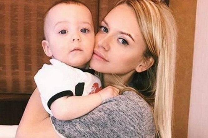 Милана Тюльпанова вернула сына спомощью судебных приставов