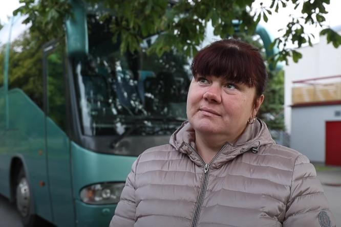 Героиня! ВЭстонии женщина спасла пассажиров автобуса отстрашной аварии
