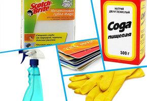 Экологично и практично. 5 натуральных чистящих средств для дома
